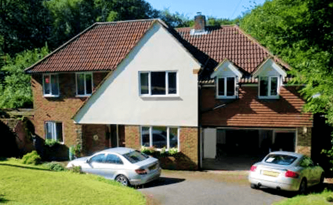 A rural property in Crowborough